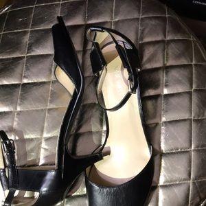 """9West 3"""" heels"""